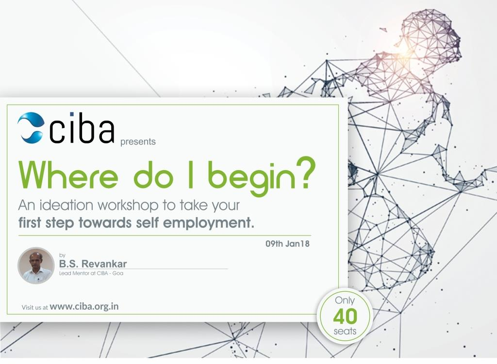 ciba-Where do I begin?
