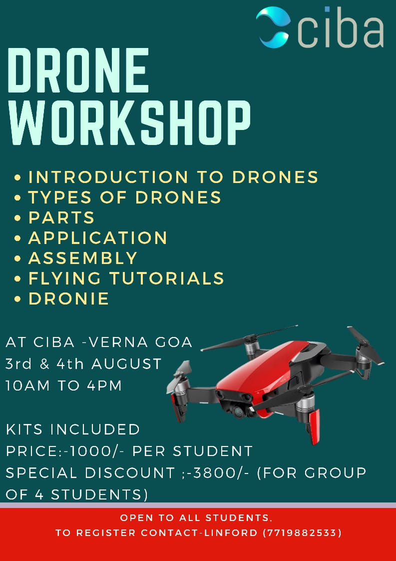 ciba-The Drone Workshop