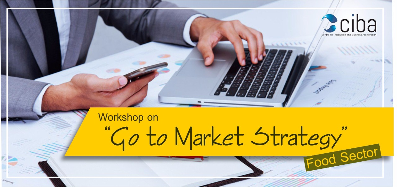 ciba-Go to Market Strategy