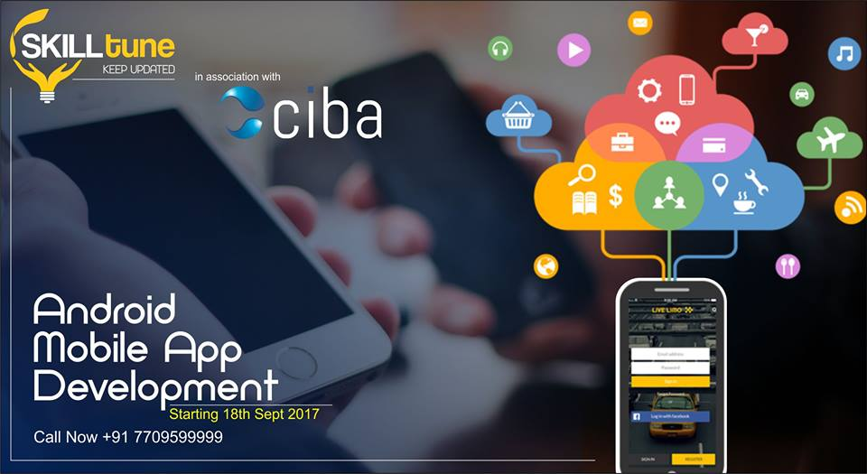 ciba-Mobile Application development
