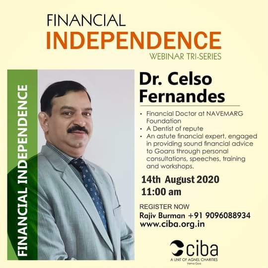 ciba-Independence Webinar Tri-Series - Financial Independence