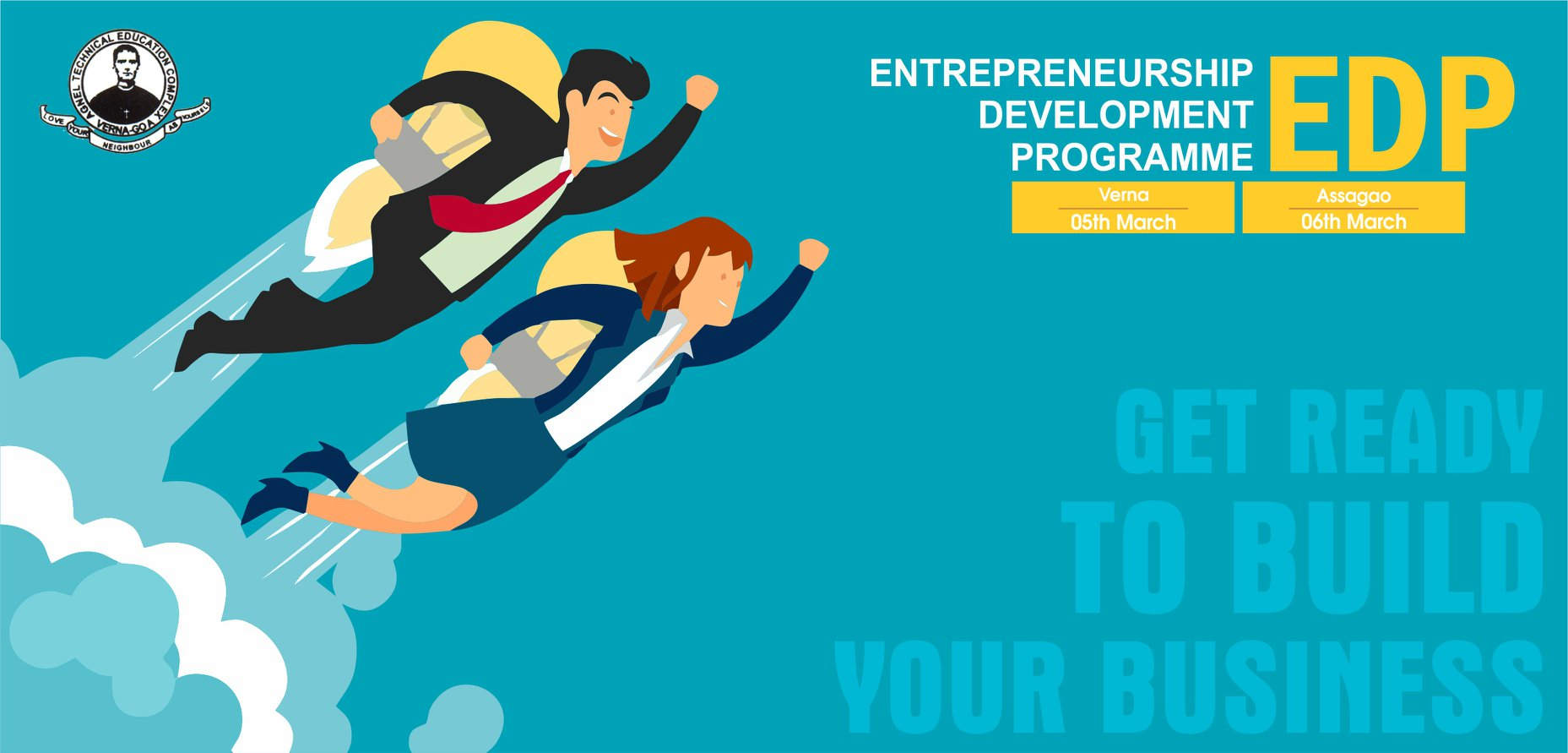 ciba-Entrepreneurship Development Programme (EDP)