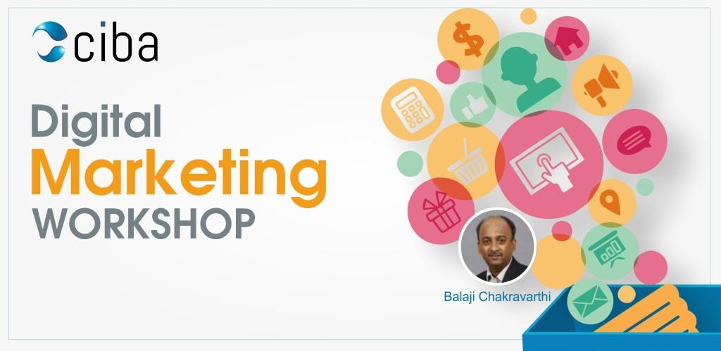 ciba-Digital Marketing Workshop