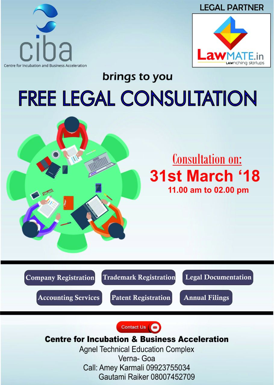 ciba-Legal Consultation