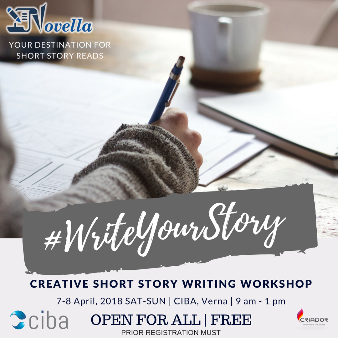 ciba-Creative Short Story Writing Workshop