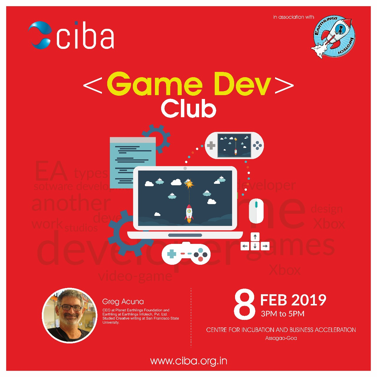 ciba-Game Developers Club