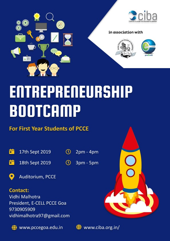 ciba-Entrepreneurship Bootcamp