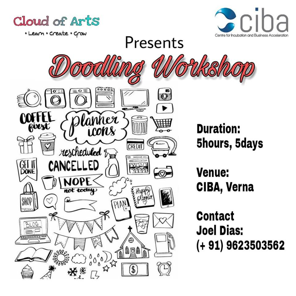 ciba-Doodling Workshop