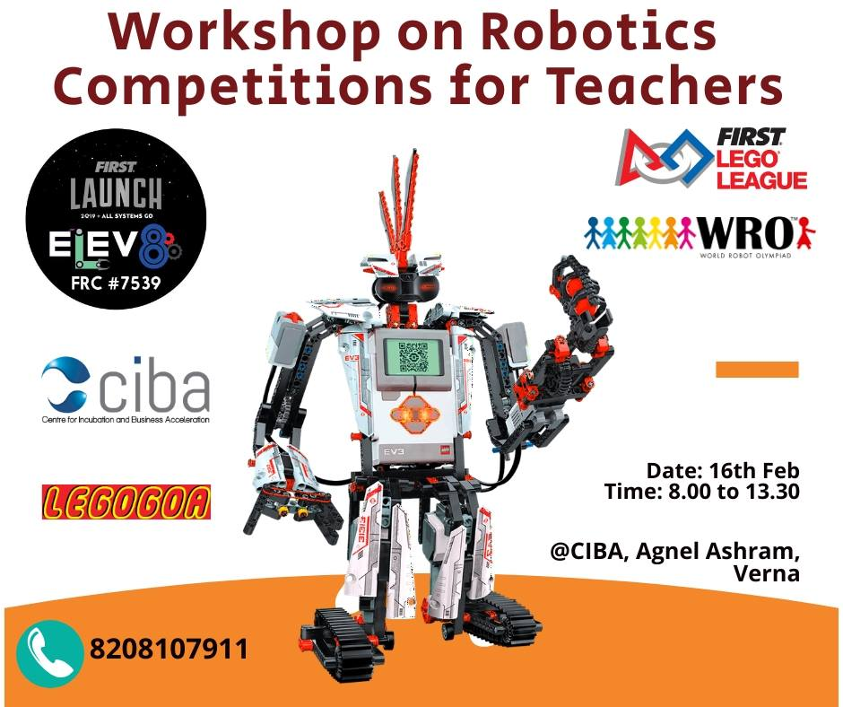 ciba-Robotics Competitions For Teachers
