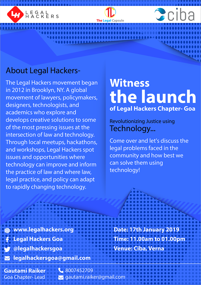 ciba-LEGAL HACKERS GOA